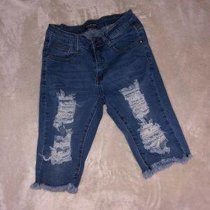 Fashion Nova Bermuda Shorts